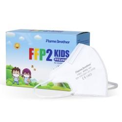 FFP2 dětské respirátory konečně skladem v ČR!