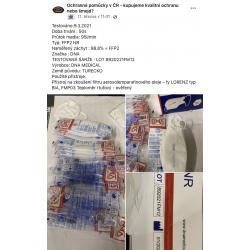 DNA 2989FM NR test