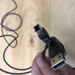 USB 2.0, A-B - záruka 12...